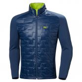 Helly Hansen - Lifa Loft Hybrid Insulated Jacket Men north sea blue