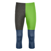 ORTOVOX - Fleece Light Pants Men matcha green