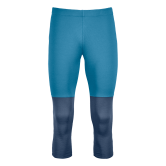 ORTOVOX - Fleece Light Unterhose Herren blue sea