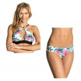 Rip Curl - Palms Away Hi Neck Bikini Damen green
