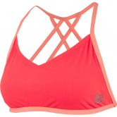 Speedo - Neon Freestyler Top & Brief Bikini Women pyscho red flash