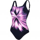 Speedo - Auragleam Swimsuit Women pink blue