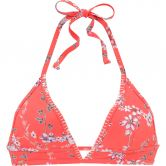 Lascana - Sunseeker Bikini Top Women flower print orange