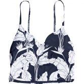 Roxy - Printed Beach Classics Tankini-Bralette-Bikinioberteil Damen mood indigo flying flowers