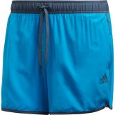 adidas - Split CLX Swim Shorts Men shock cyan