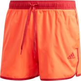 adidas - Split CLX Swim Shorts Men app solar red