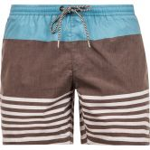 Protest - Crusher Beachshorts Herren asphalt
