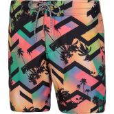 Protest - Limey Beach Shorts Men true black