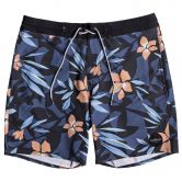Quiksilver - Cut Out 18 Badeshorts Herren silver lake blue