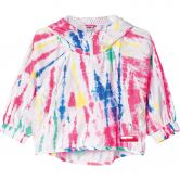 adidas - Tiedye Jacket Damen white