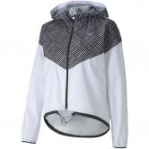 Puma - Last Lap Hooded Jacket Women puma white puma black