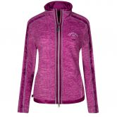 Canyon - Fleecejacket Women aubergine melange