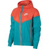 Nike - Sportswear Windrunner Jacke Damen cabana turf orange white