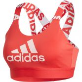 adidas - Don't Rest Branded Sport-BH Damen glory red