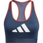 adidas - Don't Rest Sports Bra Women crew navy crew red white
