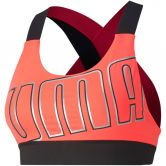 Puma - Feel It M Sports Bra Damen puma black bridal rose yellow