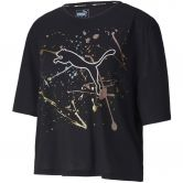 Puma - Metal Splash Graphic T-shirt Women puma black