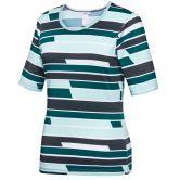Joy - Carla T-Shirt Damen mystery stripes