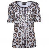 Canyon - T-Shirt 1/2 Arm Damen silber gold