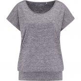 Venice Beach - Ria Shirt Damen amethyst graphit