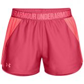 Under Armour - Play Up 2.0 Shorts Women impulse pink perfection