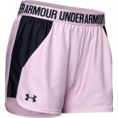 Under Armour - Play Up 2.0 Shorts Women pink fog