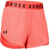 Under Armour - Play Up 3.0 Twist Shorts Damen red