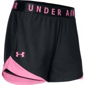 Under Armour - Play Up Short 3.0 Women black pink