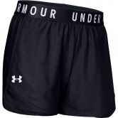 Under Armour - Play Up Short 3.0 Women black