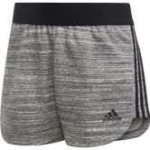 adidas - Must Haves Mélange Shorts Damen black off white