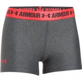 Under Armour - HeatGear® Armour Shorty Damen grau