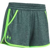 Under Armour - Tech Shorts 2.0 Damen grün