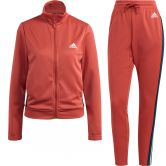 adidas - Team Sports Track Suit Women crew red