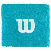 Wilson - W Schweißbänder Unisex scuba blue