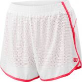 Wilson - Competition Woven 3.5 Tennis Shorts Women white cherry pop