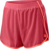 Wilson - Competition Woven 3.5 Tennisshorts Damen holly berry peach echo