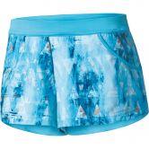 adidas - Melbourne Line Shorts Damen samba blue mystery blue