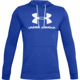 Under Armour - Sportstyle Terry Hoodie Herren emotion blue