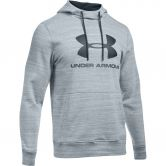 Under Armour - Sportstyle Graphic Hoodie Herren steel