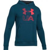 Under Armour - Fleece Hoodie Threadborne™ Herren blau