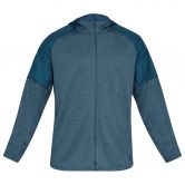 Under Armour - MK-1 Terry Hooded Jacket Men petrol blue